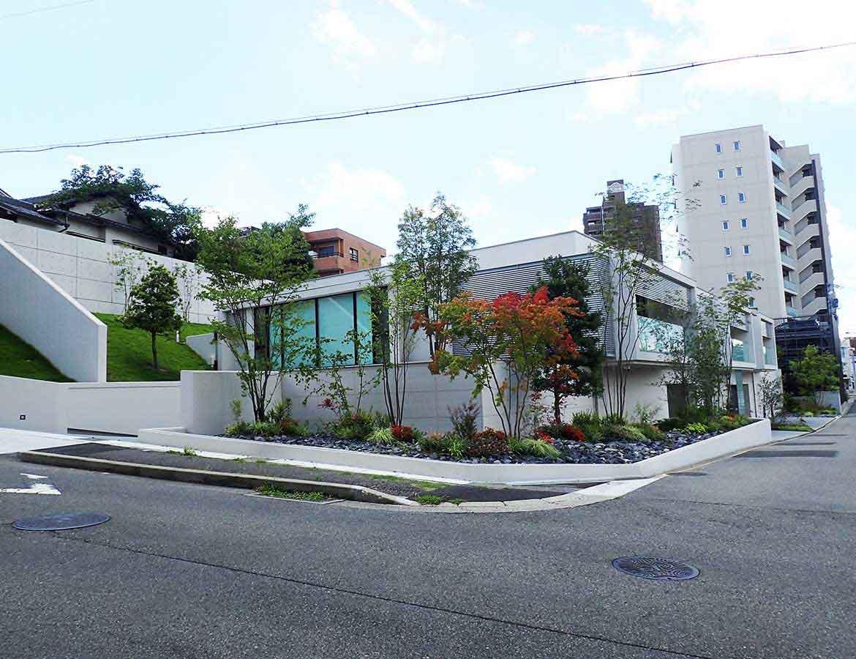 汐見町の家