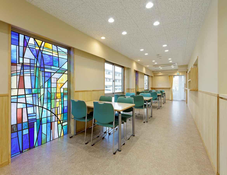 名古屋キリスト教社会館多世代交流西館