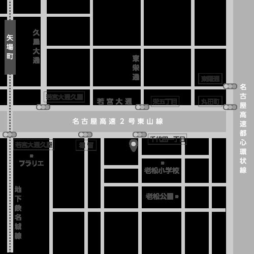 加納工務店 地図